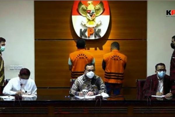 Dugaan Suap, Wali Kota Tanjungbalai dan Penyidik KPK Ditetapkan Jadi Tersangka