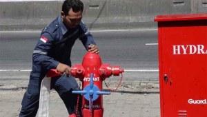 Dari 150 Hydrant di Kota Medan, Hanya 13 yang Berfungsi