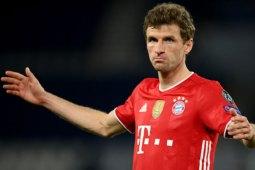 Thomas Muller Kecewa Berat Bayern Tersingkir Meski Menang dari PSG