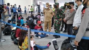 Kapolda Sumut dan Pangdam I/BB Sidak ke Bandara Kualanamu