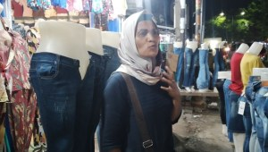 Lebaran di Masa Pandemi Covid-19, Omset Pedagang Baju Turun Tajam