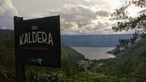 Menikmati Keindahan The Kaldera Toba Nomadic Escape