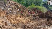 Tim Gabungan Fokus Cari Korban Longsor, Kapoldasu: Maksimalkan Tim SAR