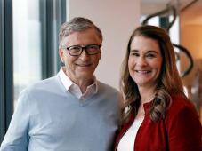 Bill Gates dan Melinda Gates
