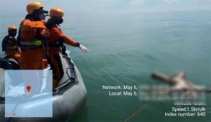 Hilang di Laut, Jasad Safri Ditemukan di Perairan Pantai Labu