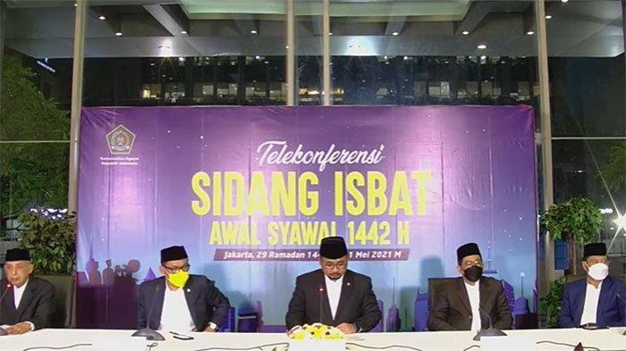 Sah! Pemerintah Tetapkan Hari Raya Idul Fitri 1442 H pada Kamis 13 Mei 2021