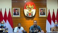 Janggal Foto Presiden dan Wapres di Konpers KPK, Mantan Jubir Angkat Bicara