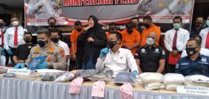 Polisi Ringkus 7 Pelaku Begal Sepeda Motor Hingga ke Aceh