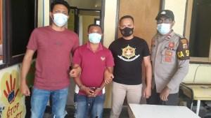 Nyaris Diamuk Massa, Pemuda TTS Begal Payudara Diamankan di Polsek Kelapa Lima