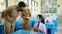 Sekolah Mulai Dibuka di Medan, Wali Kota Pastikan Prokes Ketat