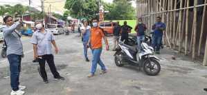 Mr X yang Tewas Diduga Jatuh dari Bangunan Ruko di Jalan STM