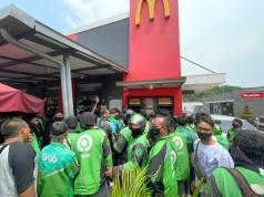 Picu Kerumunan, Pemko Medan Belum Berencana Tutup McDonald