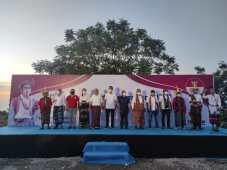 Didukung Pemprov NTT, Komite Penyelenggara Referendum Terbatas Deklarasikan Jokowi 3 Periode