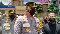 Cegah Takbiran Keliling Nanti Malam, Polisi Sekat 110 Titik Jalan di Medan