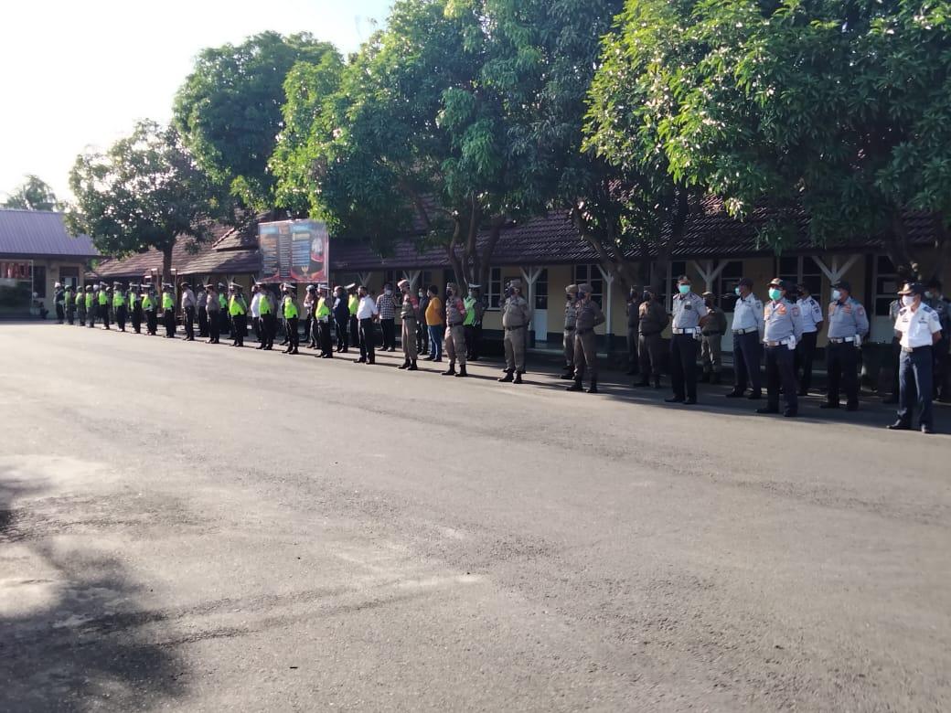 142 Personel Gabungan Akan Amankan Malam Perayaan Idul Adha