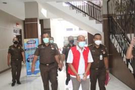 Tim Jaksa Pidsus Kejati Sumut Kembali Menahan Mantan Pimpinan Bank Sumut KCP Galang