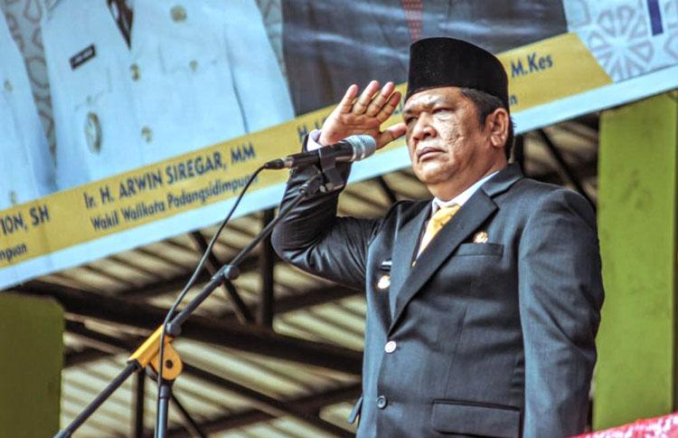 Masih Pandemi, Biaya Konsultasi dan Konsumsi Tamu Wali Kota Padangsidimpuan Capai Rp 4,5 M