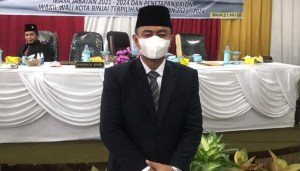 Akhirnya, Rizky Yunanda Sitepu Jabat Wakil Wali Kota Binjai