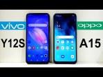 Dibanderol Rp1 Jutaan, Ini Perbandingan Oppo A15 dan Vivo Y12s