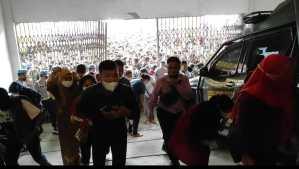 Vaksinasi Polda Sumut Langgar Prokes, Sekpus BEM Nusantara Minta Kapolri Copot Kapolda