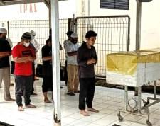 Miris, Pasien Covid-19 Ditemukan Meninggal di Kamar Mandi RSUD Padangsidimpuan
