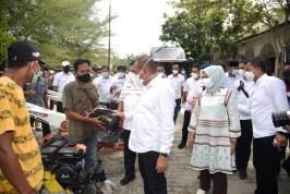 Dongkrak PAD Labusel, Gubernur Edy Tantang Kadis dan Kades Kolaborasi Kembangkan Potensi Desa