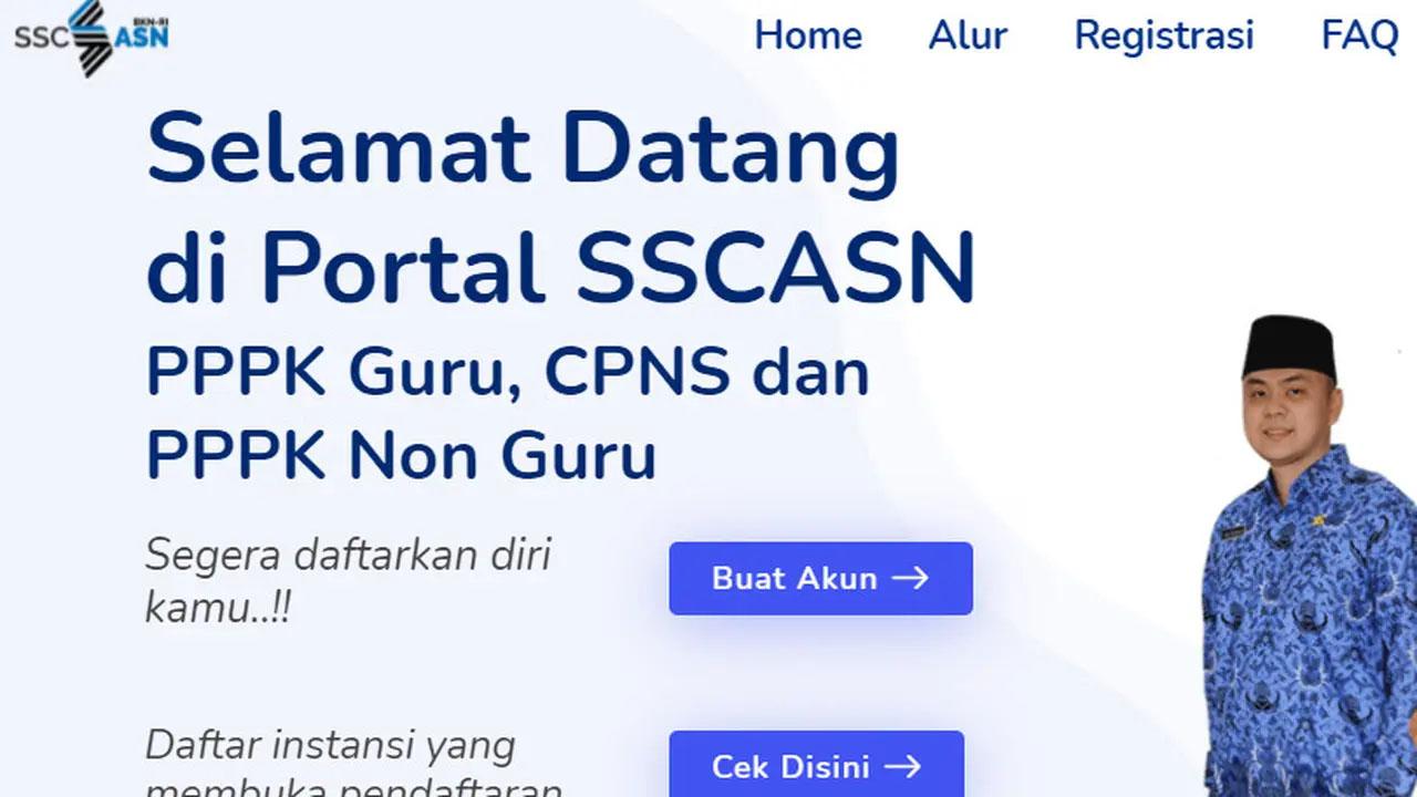 Hari Ini Seleksi Administrasi CPNS 2021 Diumumkan, Cek di Sini!