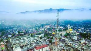 Gempa 5,3 Magnitudo Guncang Kota Padangsidimpuan dan Tabagsel, Warga Berhaburan