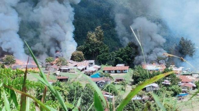 Terungkap, Oknum ASN Pemkab Yahukimo yang Diduga Pasok Senpi ke KKP Papua