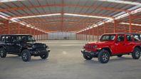 Jeep Wrangler 2021 dan Gladiator Terbaru Mendarat di Indonesia