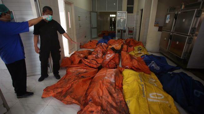 Korban Kebakaran Lapas Tangerang Mulai Teridentifikasi Satu Jenazah Napi