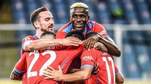 Link Live Streaming Pertandingan Napoli vs Spartak Moscow Malam Ini