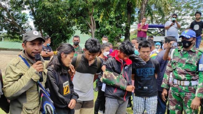 Detik-detik Penyerangan Nakes di Kiwirok oleh KKB Papua: Mereka Benar-benar Brutal!