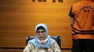 Langgar Kode Etik, Wakil Ketua KPK Lili Diberi Waktu Angkat Kaki 2 Bulan Lagi