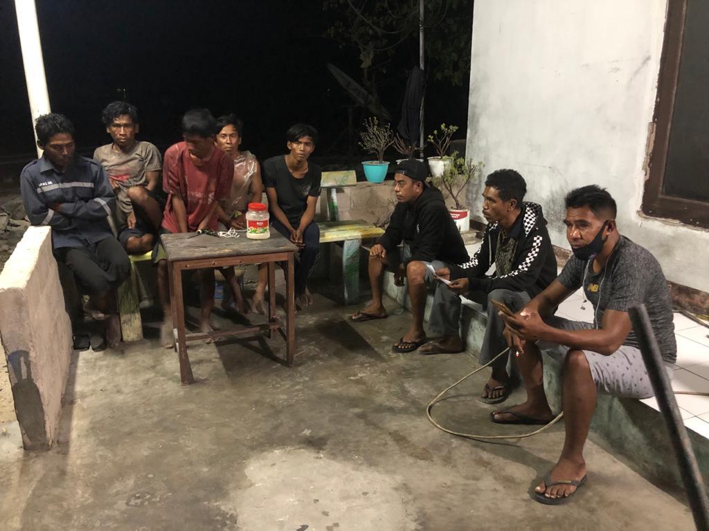 Kapal Nelayan Tenggelam di Rote Ndao, 1 Orang Hilang, 5 Selamat