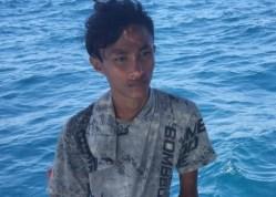 nelayan remaja asal sabu raijua