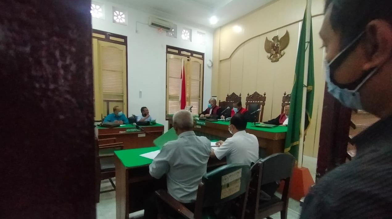 Buruh Gugat Gubsu dan Bupati Deliserdang Rp58 M, GEBBER Sumut Minta Hakim Percepat Jadwal Sidang