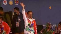 Pembukaan PON XX Papua Dihadiri Langsung Presiden Jokowi