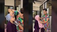 Viral! Single Father Dandani Putrinya, Banjir Doa dari Netizen