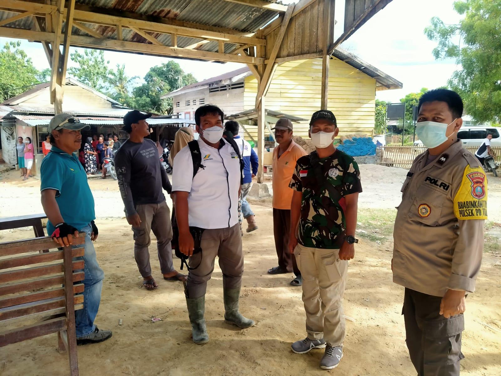 Leher Tertusuk Tojok Sawit, Buruh PTPN2 Tewas dalam Perjalanan ke RSU