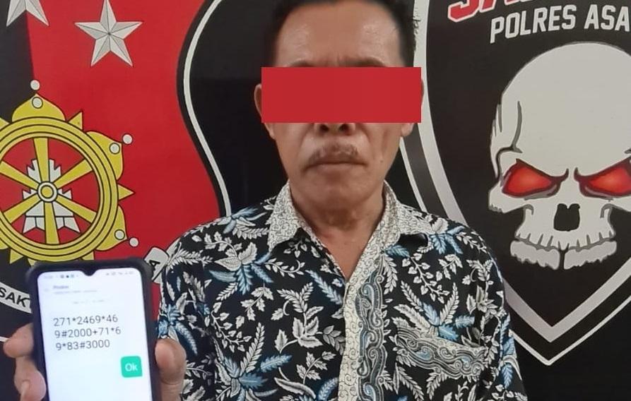 Resahkan Warga, Bandar Togel Online Sei Dadap Asahan Diringkus