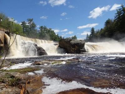 Magilla Falls, Lewis County, New York