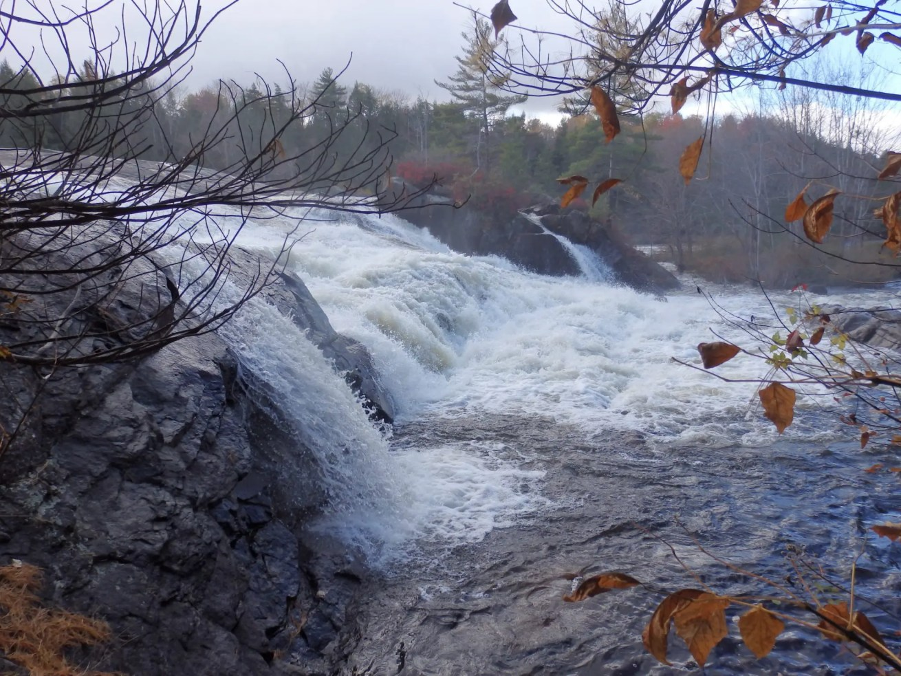 Fowlersville Falls #2, Lewis County, New York