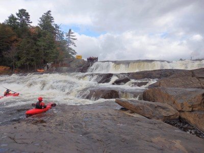 Agers Falls, Lewis County, New York