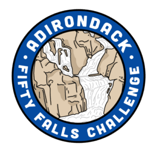 Adirondack Fifty Falls Waterfall ChallengePatch