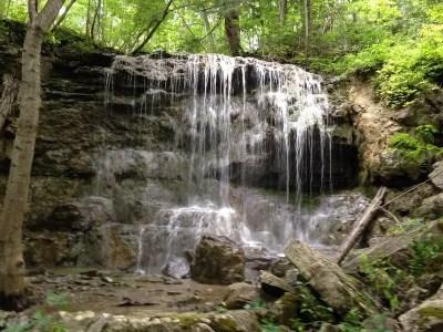 Cascade Falls, Onondaga County, New York