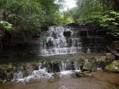 Three Falls Wood, Upper Falls One, Onondaga County, New York