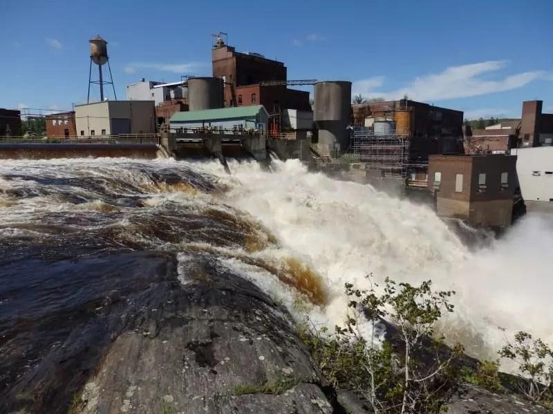Lyons Falls, Lewis County, Ny 5-17-2014