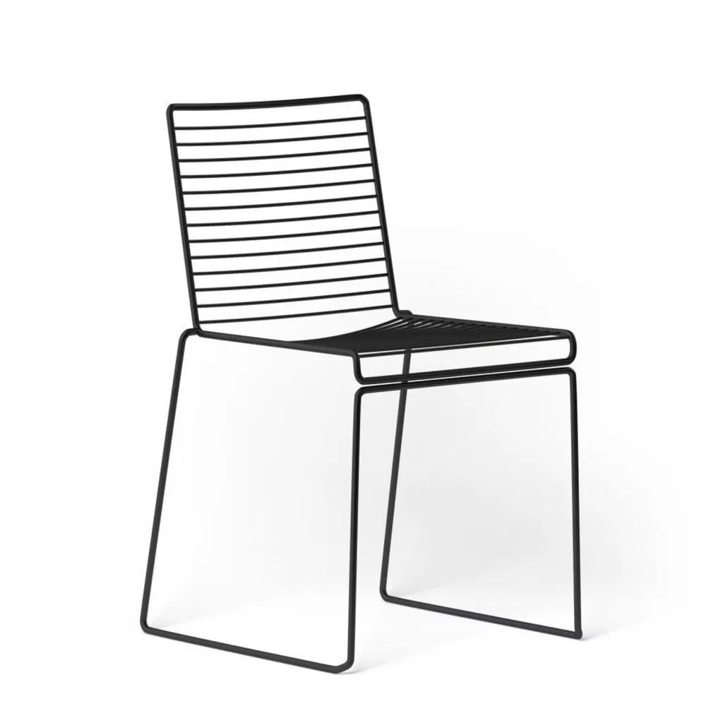 Hee Chair Metal Hay