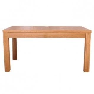 the classica rectangular oak table massive wooden table diiiz